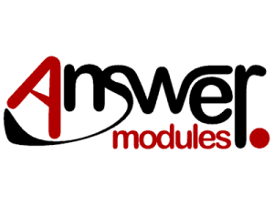 Answer Modules Select Partner